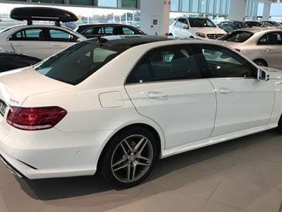usado Mercedes E250 año 2015 20990 KMs