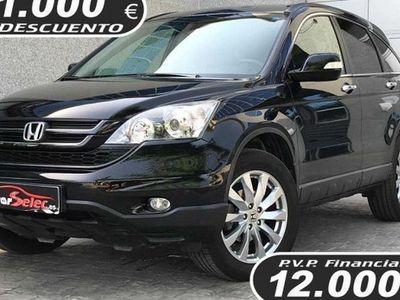 usado Honda CR-V 2.0 i-VTEC Lifestyle 4x4