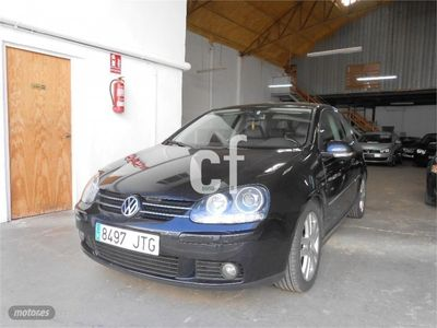 usado VW Golf 1.9 Tdi 105cv Gt Sport Dsg 3p. -07
