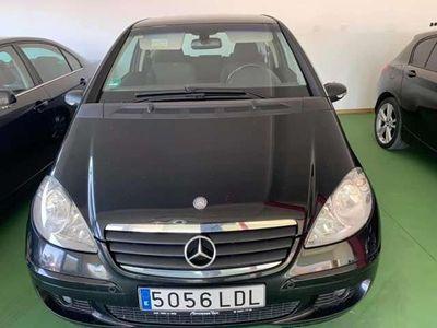 usado Mercedes A170