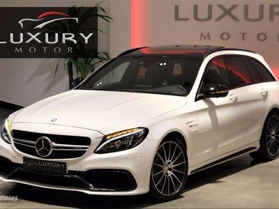 usado Mercedes C63 AMG AMG Clase Estate S205 Estate 7G Plus
