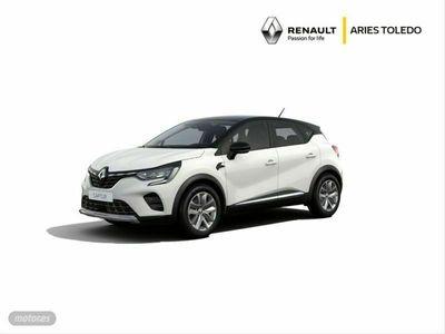 usado Renault Captur Intens TCe 140CV GPF Micro Hibrido