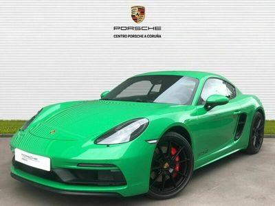usado Porsche 718 Cayman GTS 4.0