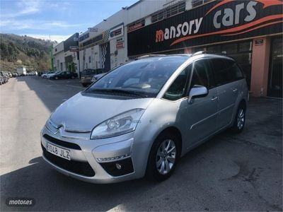 used Citroën Grand C4 Picasso 1.6HDI Exclusive