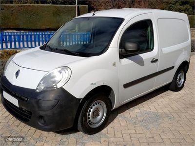 usado Renault Kangoo Profesional 2013 dCi 75 E5