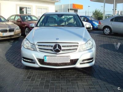 usado Mercedes C180 Clase CCdi Blue Efficiency 4p. -12