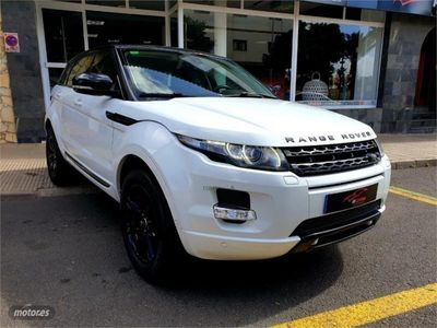 brugt Land Rover Range Rover evoque 2.2L eD4 150CV 4x2 Prestige