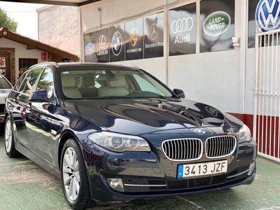 usado BMW 530 S5 F11 Touring xDrive - Automático - Navegador