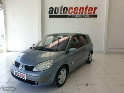 usado Renault Grand Scénic CONFORT AUTHENTIQUE 1.5DCI100