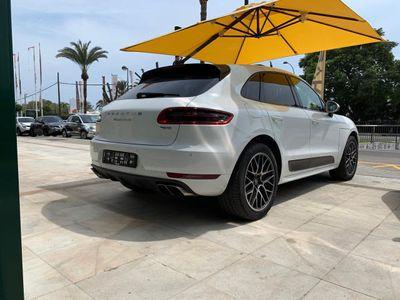 usado Porsche Macan Turbo