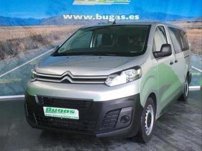 usado Citroën Jumpy XL 1.6 HDI 115CV COMBI 6 PLAZAS