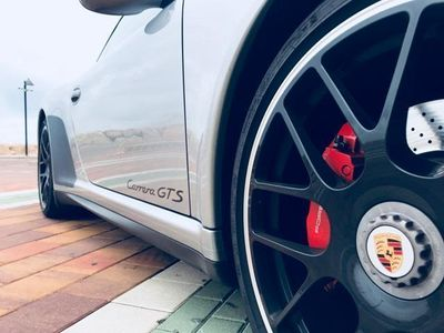 usado Porsche 911 SPORT CHRONO GTS PDK NACIONAL LIBRO