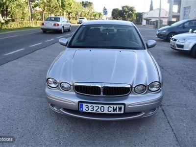 brugt Jaguar X-type 2.0D Classic