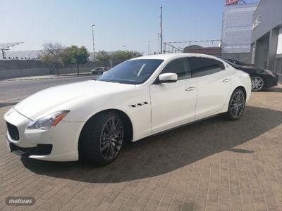 usado Maserati Quattroporte 3.0 V6 Diesel 275cv