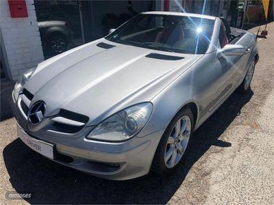brugt Mercedes SLK350 SLK