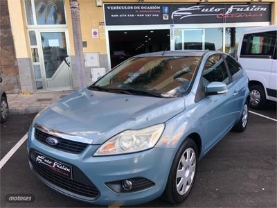 used Ford Focus 1.6 TDCi 90 Trend