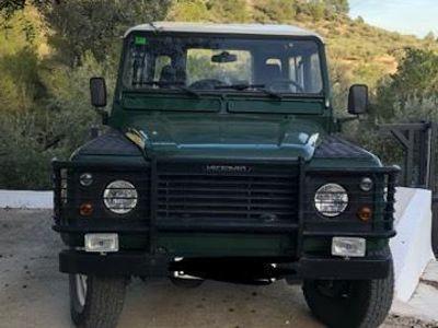 gebraucht Land Rover Defender 90 TDI Techo Duro