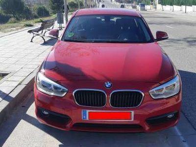 usado BMW 116 Serie 1 F20 5p. Diesel Sport