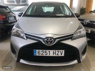 gebraucht Toyota Yaris 100 Advance