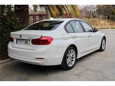 usado BMW 318 D NAVEGACION, SENSORES, LARGA AUTOMATICA, LLANTA17