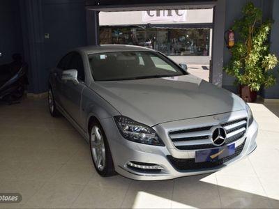 usado Mercedes CLS250 250CDI BE Aut.