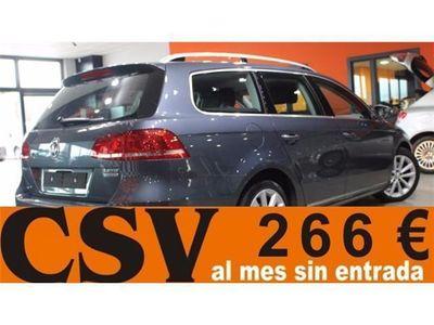 usado VW Passat Variant TDI HIGHLINE 140CV **CUERO, 266€/M**