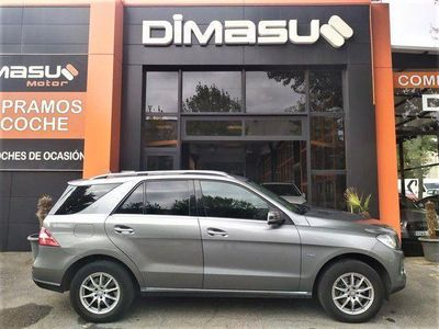 usado Mercedes ML250 BlueTEC 4MATIC 150kW (204CV)