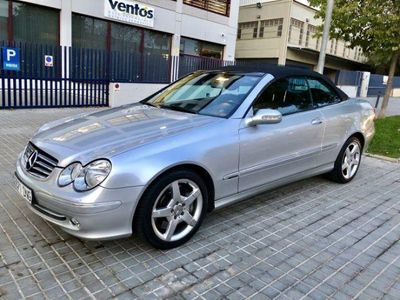 usado Mercedes CLK500 ClaseAut.