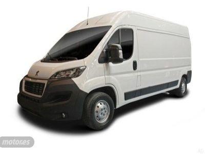 usado Peugeot Boxer Furgón 2.2BlueHDI 333 L2H2 S&S 120