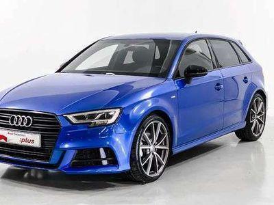usado Audi A3 Sportback 2.0TDI Black line edition S-T 7 110kW