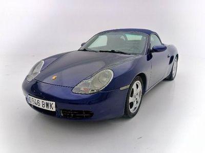 brugt Porsche Boxster S 3.2 + techo duro
