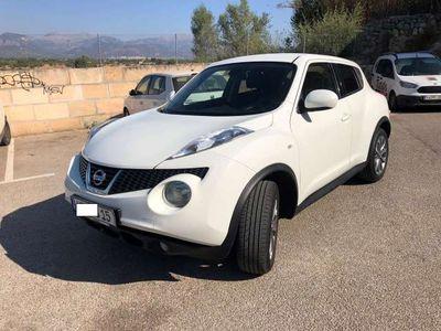 used Nissan Juke 1.6i Tekna Premium