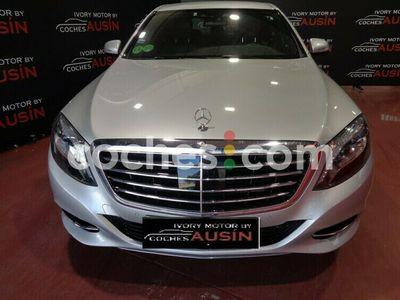 usado Mercedes S350 Clase S4m 9g-tronic 258 cv en Madrid