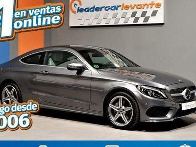 usado Mercedes 200 Clase C Coupé