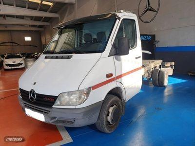 usado Mercedes Sprinter 413D 4.6T 3550