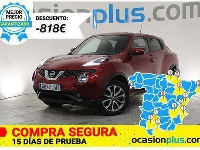 usado Nissan Juke 1.5dCi Tekna Premium 4x2