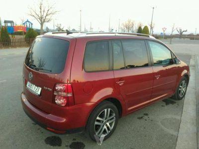 usado VW Touran 2.0 Tdi 140cv Dsg Highline 5p. -08
