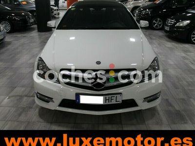 usado Mercedes 170 Clase C C Coupé 220cdi Be (4.75)cv en Madrid