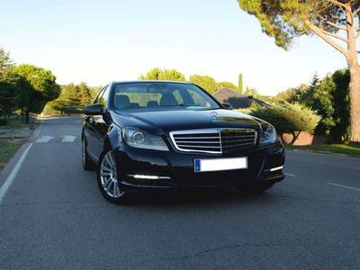 usado Mercedes C350 BE Avantgarde 4M 7G Plus