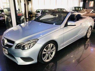 usado Mercedes E200 Cabrio