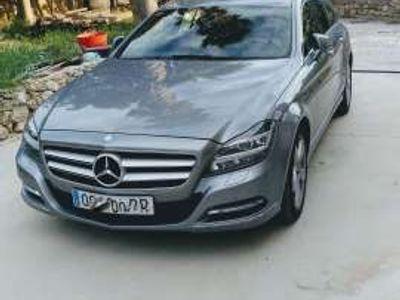 usado Mercedes CLS250 Shooting Brake 250CDI BE Aut.