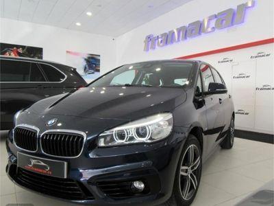 usado BMW 218 D 150CV, LINEA SPORT, IMPECABLE ESTADO.