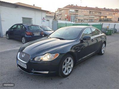 usado Jaguar XF 3.0 V6 Diesel Luxury 211cv