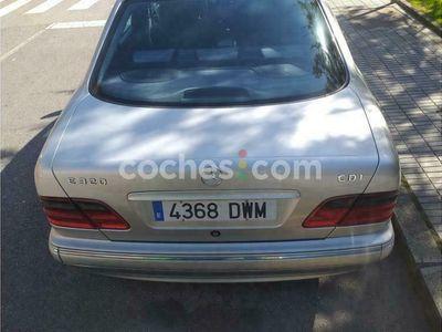usado Mercedes E320 Clase ECdi Aut. 224 cv en Asturias