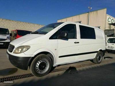 usado Mercedes Vito 109 CDI Combi Larga
