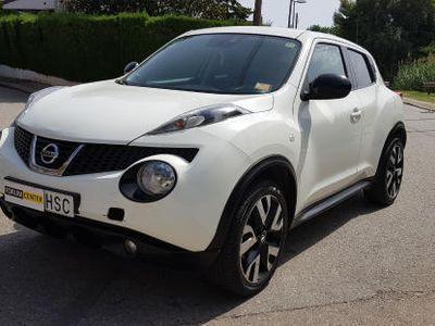 used Nissan Juke 1.6i N-Tec
