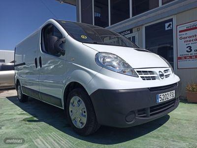 usado Nissan Primastar 2.0dCi 115CV PRO LARGA 2960PMA