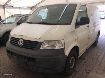 usado VW Transporter 1.9TDI 86CV CORTA 2.6T