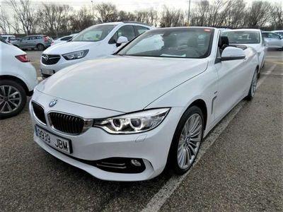 usado BMW 420 Serie 4 d Cabrio Luxury