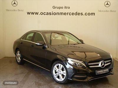 usado Mercedes C220 Clase CBlueTEC 7G Plus